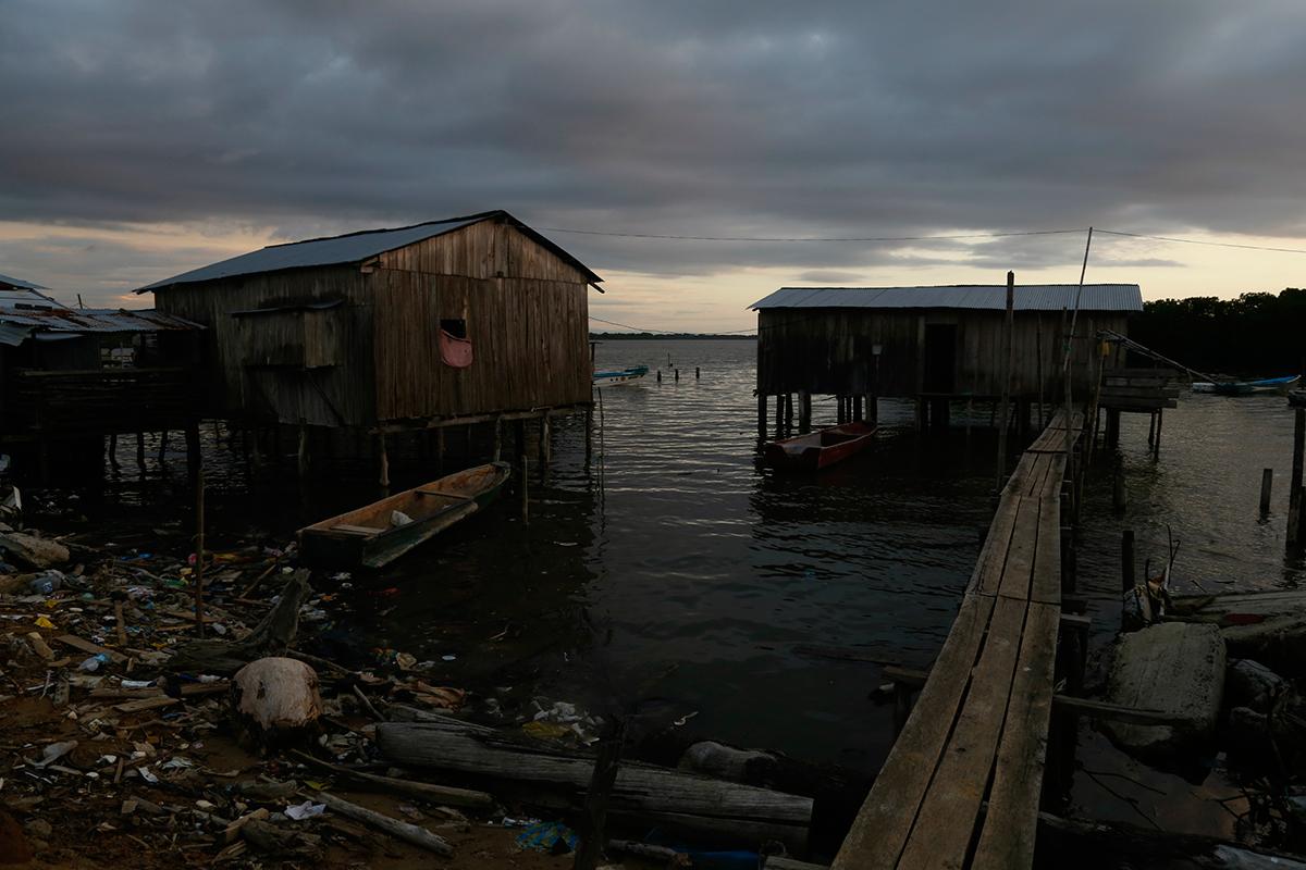 La Chorrera, Ecuador. Foto: Desiree Yepez