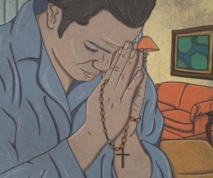 Ladrones colombianos. Ilustración: Sara Pachón