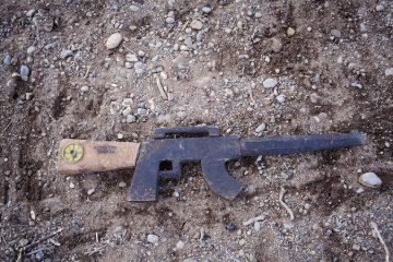 Arma de juguete (Pablo Linietsky)