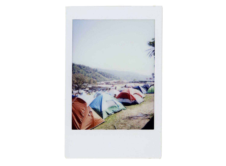 """Día 3: """"Vivimos en estas montañas, las montañas del Sureste mexicano. Aquí nacimos, aquí crecimos, aquí luchamos, aquí morimos""""."""