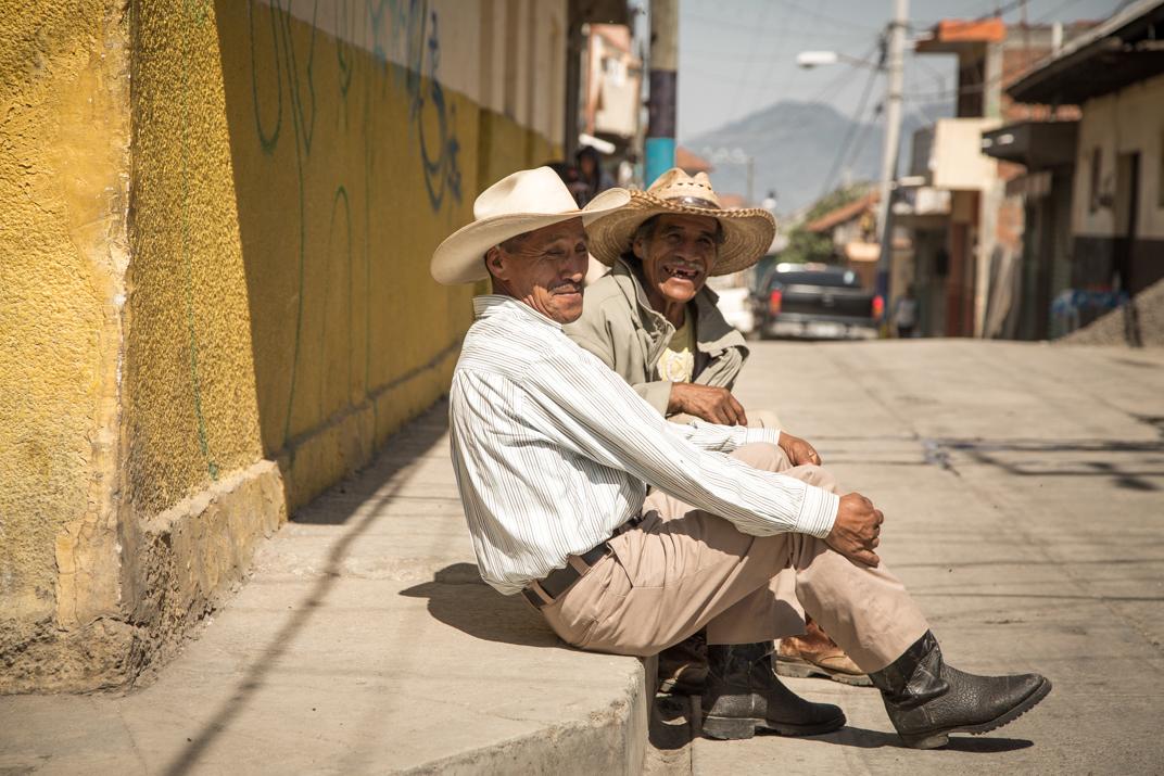 K'eri es sinónimo de mayor, por lo que el Concejo Mayor está compuesto por personas que por su edad han tenido un buen número de experiencias benéficas para la comunidad. Foto: Heriberto Paredes