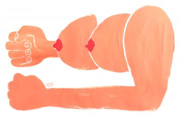 Ilustración de Alina Najlis