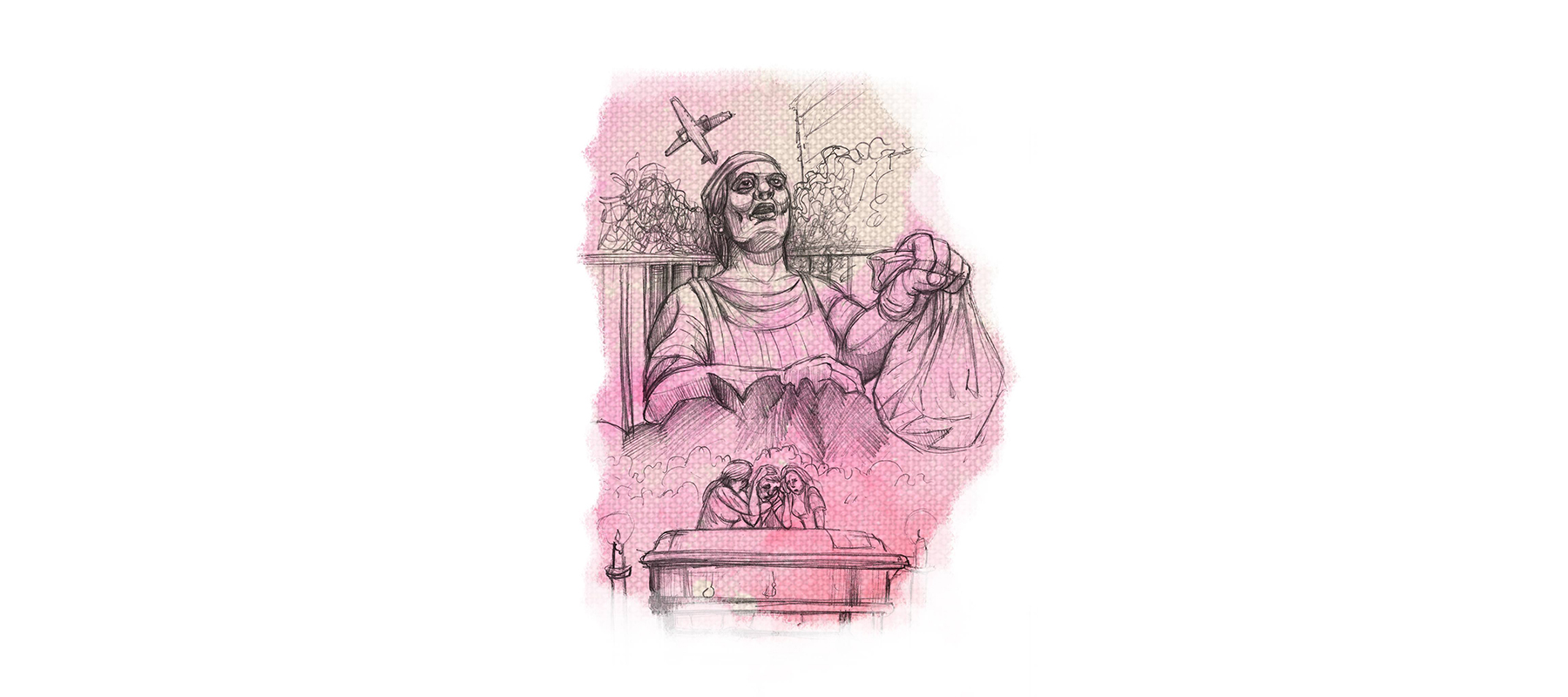 Ilustración: Héctor Fabián Rodríguez