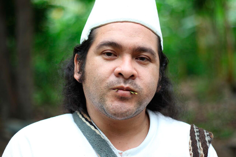 Arukin Torres, el protagonista de esta historia. Foto: Aitor Sáez