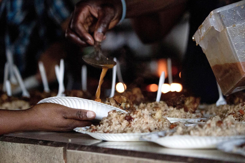 El menú. Foto: Dahian Cifuentes