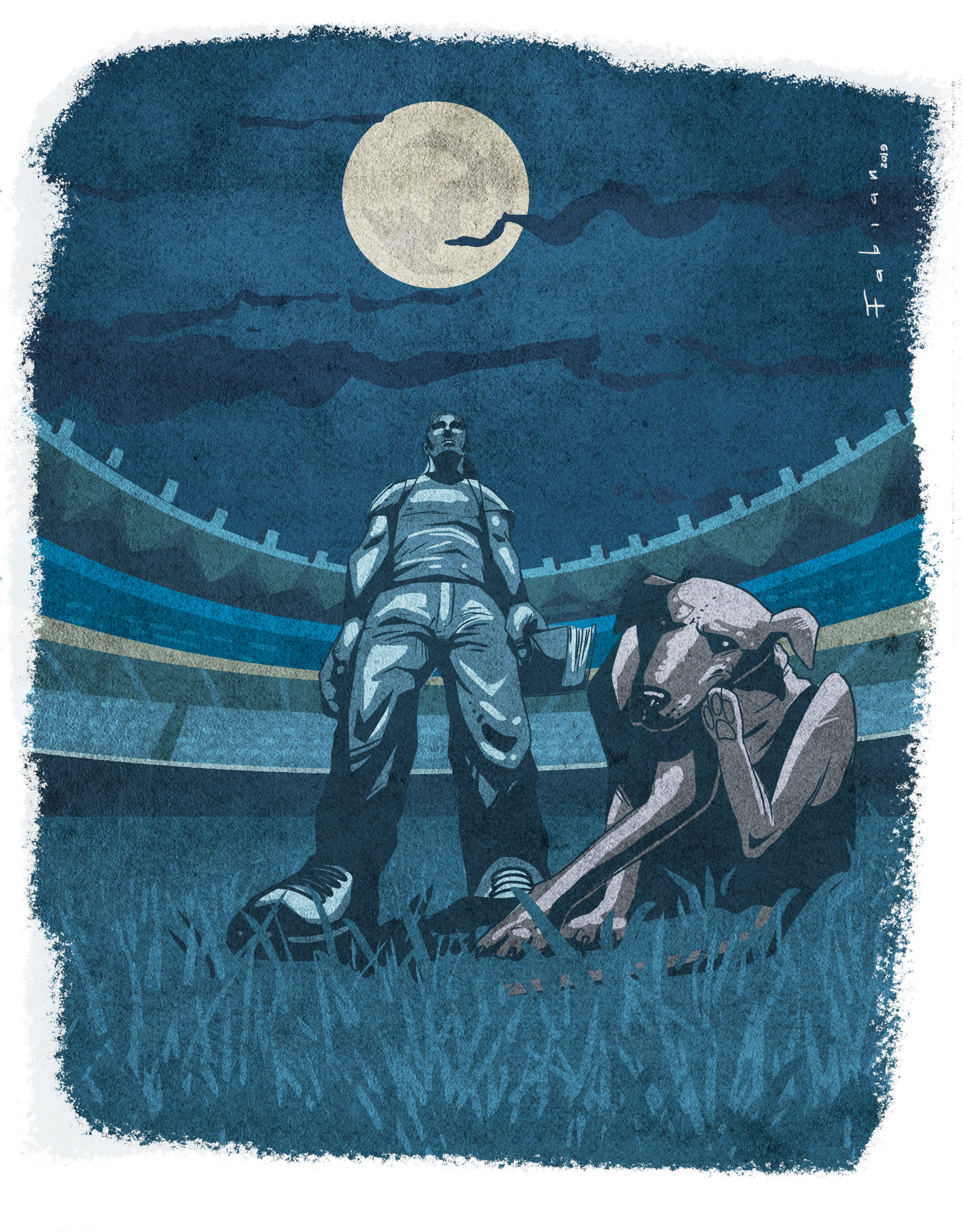 Ilustración por Héctor Fabián Rodríguez