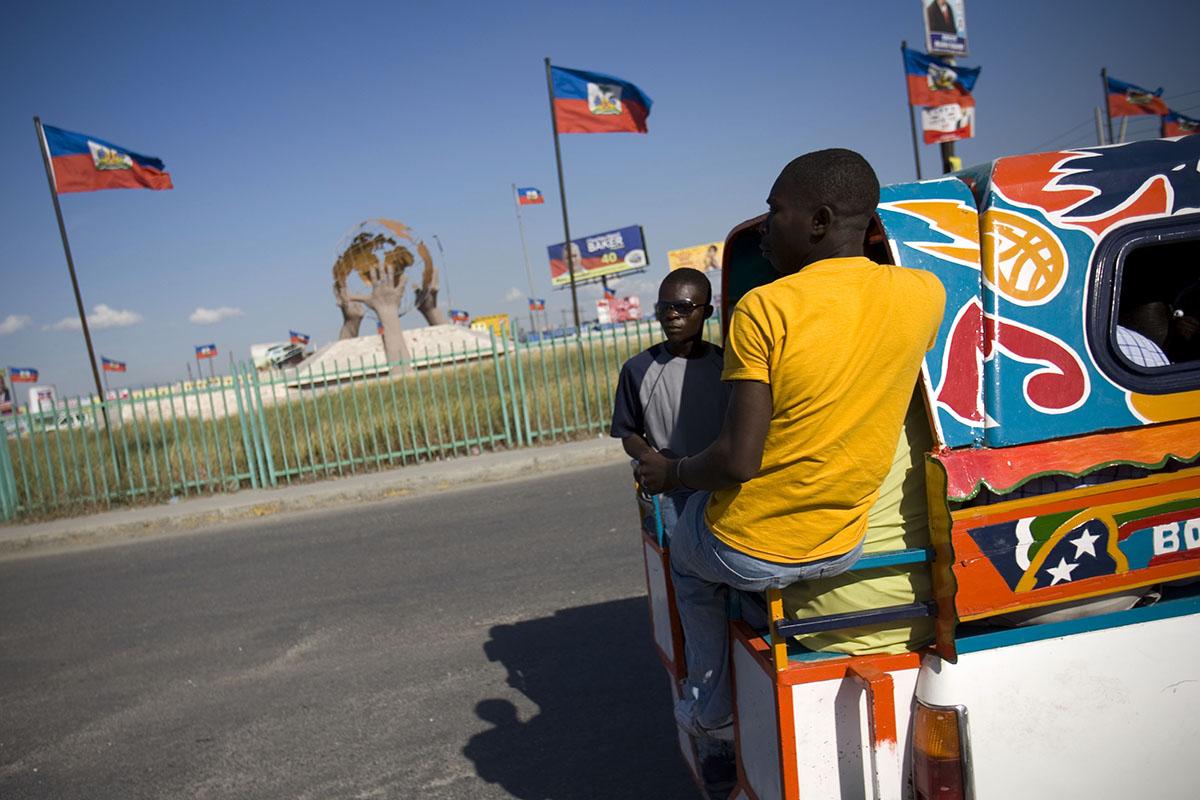 Paisaje en Puerto Príncipe. Foto: Alejandro Saldívar