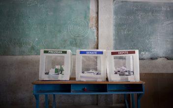 Jornada electoral en Puerto Príncipe, Haití. Foto: Alejandro Saldívar