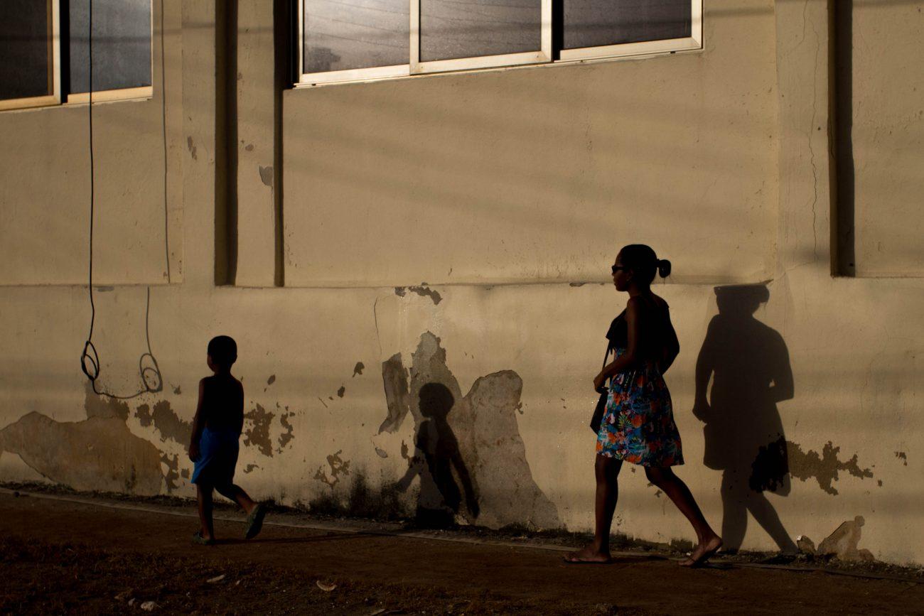 Madre cubana, Cuba. Foto: Dahian Cifuentes.