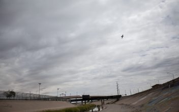 El cruce fronterizo entre Ciudad Juárez y El Paso. Foto: Alejandro Saldívar